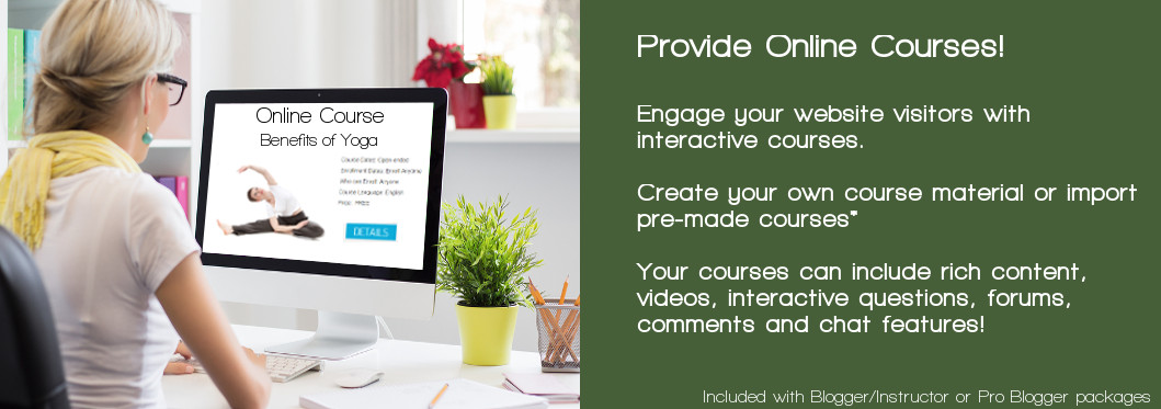 Online Courses with CoursePress Prol